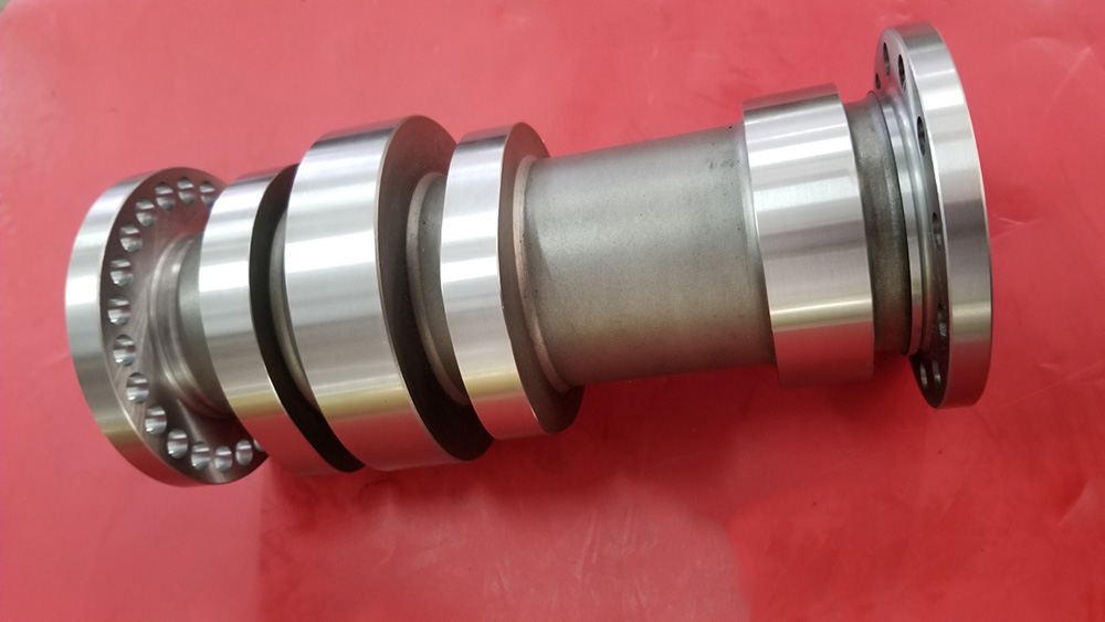 Successful Production Development of Camshafts