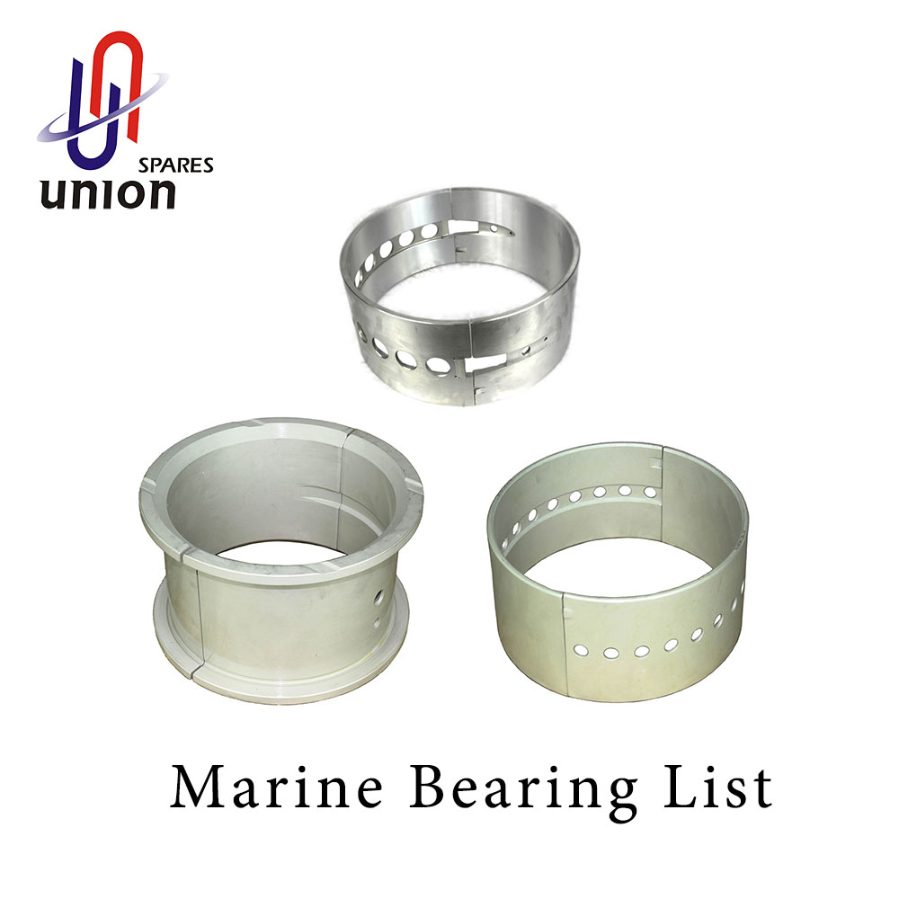 Marine Bearings List